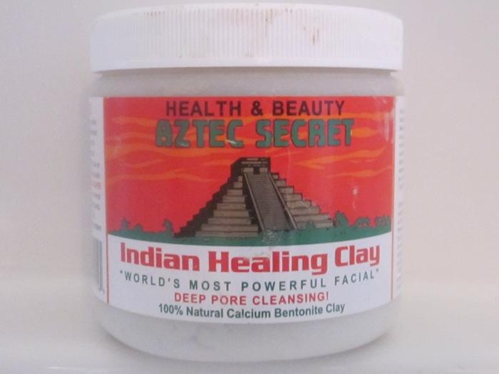 Indian Healing Clay Mask, Skin Care