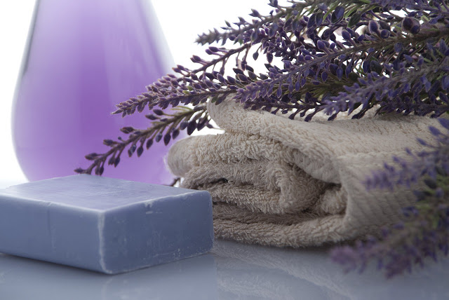 Lavender, Self care